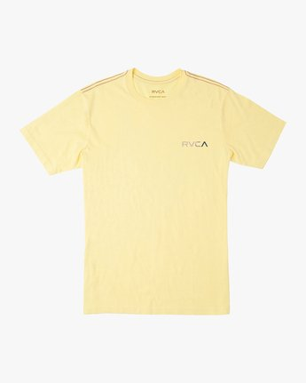 1 Blind Motors T-Shirt Yellow M430TRBL RVCA