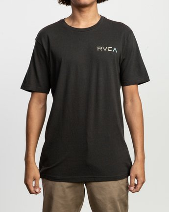 2 Blind Motors T-Shirt Black M430TRBL RVCA