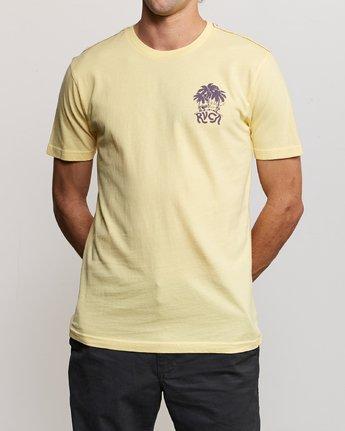 3 Alex Smith Anywhere T-Shirt Yellow M430URAN RVCA