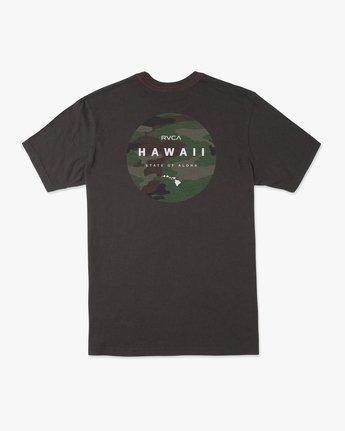 0 Da Aina Sphere T-Shirt Black M430URDS RVCA