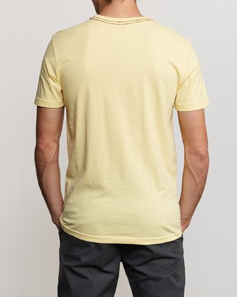 3 Joe Suzuki Tasty T-Shirt Yellow M430URTA RVCA