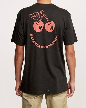 4 Bixby T-Shirt Black M430VRBI RVCA