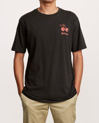 2 Bixby T-Shirt Black M430VRBI RVCA