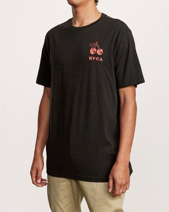 3 Bixby T-Shirt Black M430VRBI RVCA