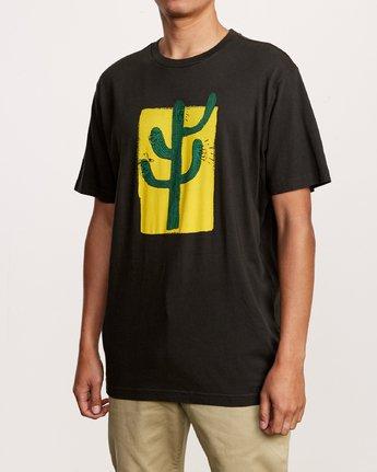 3 Harmony T-Shirt Black M430VRHA RVCA