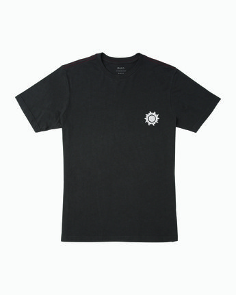 1 Eclipsed T-Shirt Black M430WREC RVCA