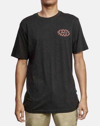 2 Scorpio T-Shirt Black M430WRSC RVCA