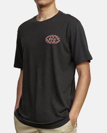 3 Scorpio T-Shirt Black M430WRSC RVCA