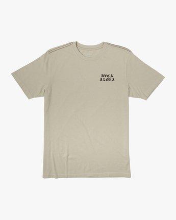 1 JeanJean Sunset T-Shirt Silver M430WRSU RVCA