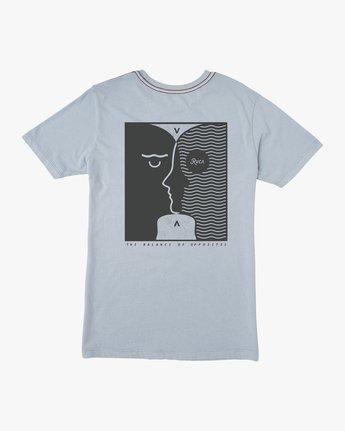0 Faces Pocket T-Shirt  M433SRFA RVCA
