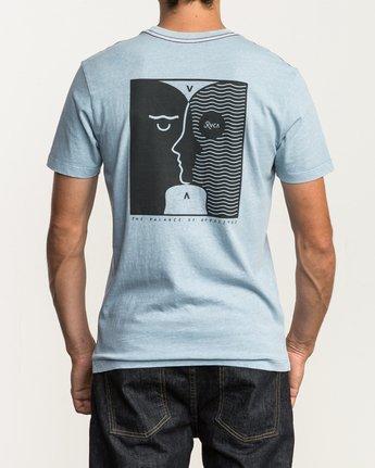 4 Faces Pocket T-Shirt  M433SRFA RVCA