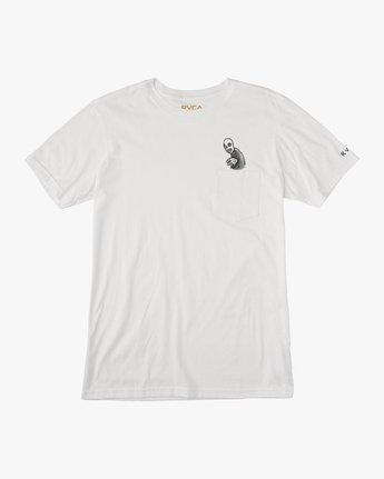 0 Pommier Creeper T-Shirt  M436SRCR RVCA
