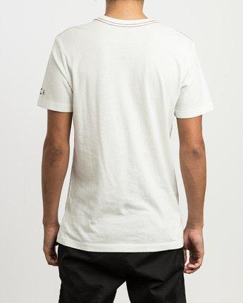3 Pommier Creeper T-Shirt  M436SRCR RVCA