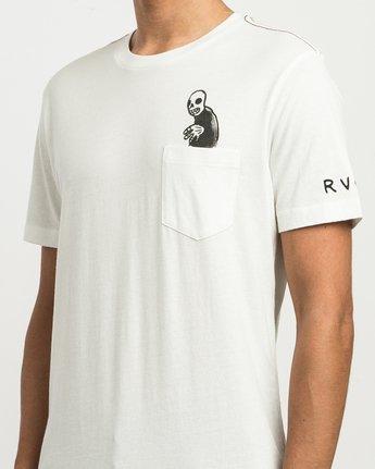 4 Pommier Creeper T-Shirt  M436SRCR RVCA