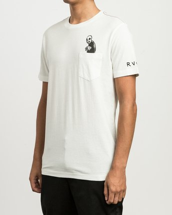 2 Pommier Creeper T-Shirt  M436SRCR RVCA