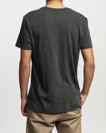 3 PTC Standard Wash T-Shirt Black M436TRPT RVCA