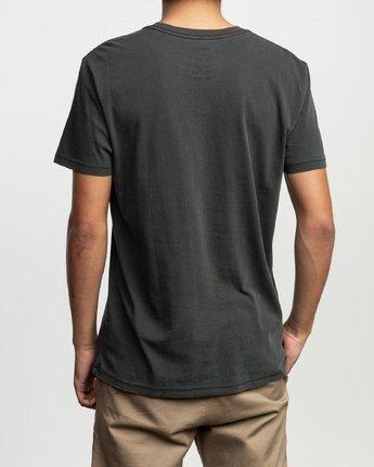 3 PTC Standard Wash T-Shirt Black M436VRPT RVCA