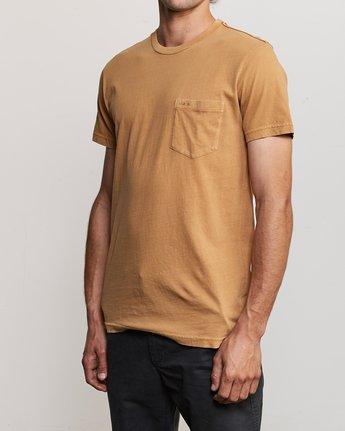 2 PTC 2 Pigment T-Shirt Green M437TRPT RVCA
