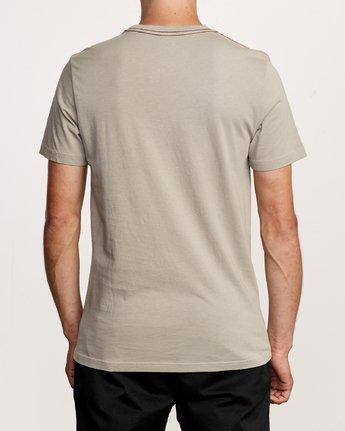 3 PTC 2 Pigment T-Shirt Green M437VRPT RVCA