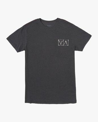 1 Ben Horton Box T-Shirt Black M438URHO RVCA