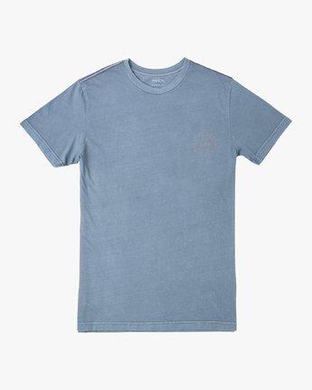 1 Hortonsphere T-Shirt Red M438VRHO RVCA