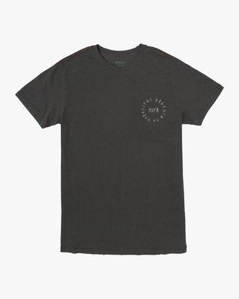 1 Hortonsphere T-Shirt Black M438VRHO RVCA