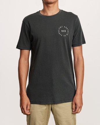 2 Hortonsphere T-Shirt Black M438VRHO RVCA