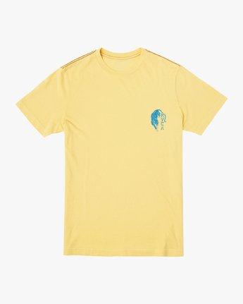 1 Prowler T-Shirt Yellow M438VRPR RVCA