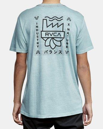 4 Yamamoto T-Shirt Multicolor M438WRYA RVCA