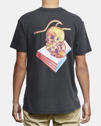 4 Spanky Conjoined T-Shirt Black M441WRCO RVCA