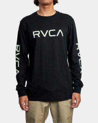 BIG RVCA LS  M451URBI