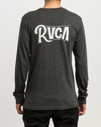 4 Sagebrush Long Sleeve T-Shirt  M452SRSA RVCA