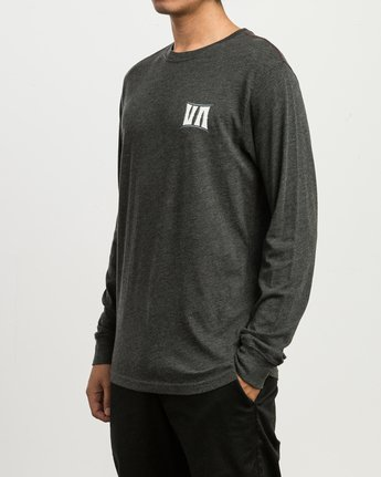 3 Sagebrush Long Sleeve T-Shirt  M452SRSA RVCA