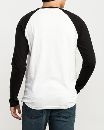 4 Looped T-Shirt  M454QRLO RVCA