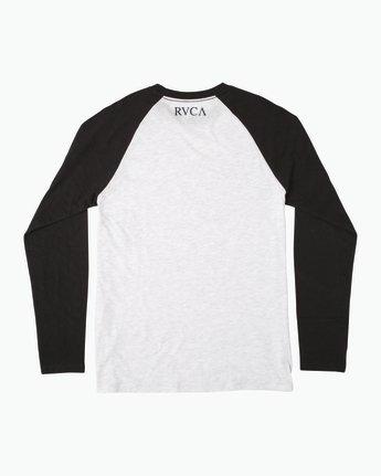 1 Mistress Baseball Raglan T-Shirt  M454SRMI RVCA