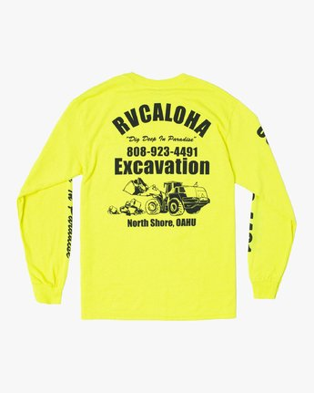 1 RVCALOHA EXCAVATION Green M459WRER RVCA