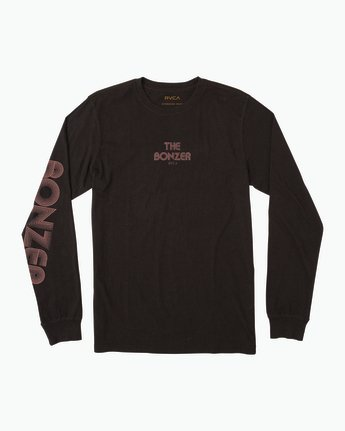 1 Campbell Venturi Long Sleeve T-Shirt  M463SRVE RVCA