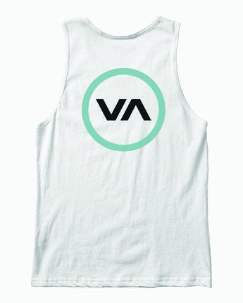 1 VA MOD TANK TOP White M4811RVA RVCA