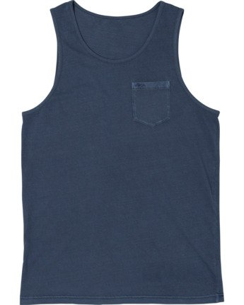 RVCA Womens Portal Scoop Neck Tank Top