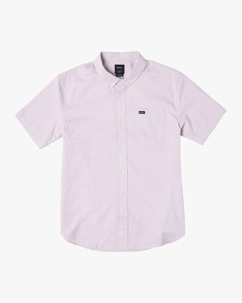 0 THATLL DO STRETCH SHORT SLEEVE SHIRT Grey M501VRTD RVCA