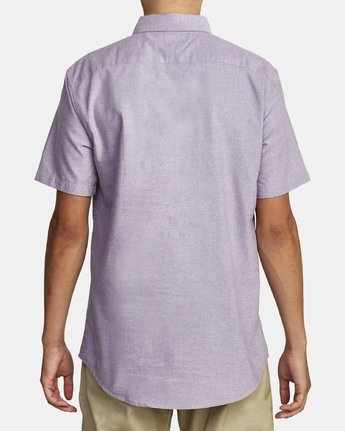 2 THAT'LL DO STRETCH BUTTON-UP SHIRT  M501VRTD RVCA