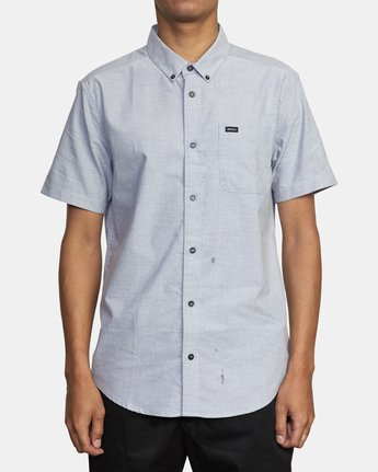 1 That'll Do Stretch Button-Up Shirt Multicolor M501VRTD RVCA