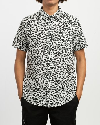 1 Tom Gerrard Button-Up Shirt White M503TRTG RVCA