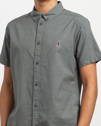 4 ANP Twist Shirt Black M504TRAT RVCA