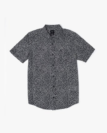 2 PRESIDIO BUTTON-UP SHIRT Black M5091RPR RVCA