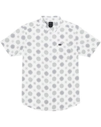 ENDLESS SEERSUCKER PRINT SS  M5192REP