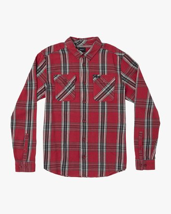 REVERBERATION FLANNEL LS M552WRRV