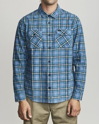 PANHANDLE LS FLANNEL  M5531RPH