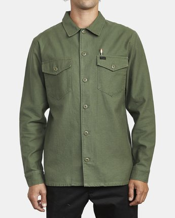 FUBAR SHIRT JACKET  M5573RFS
