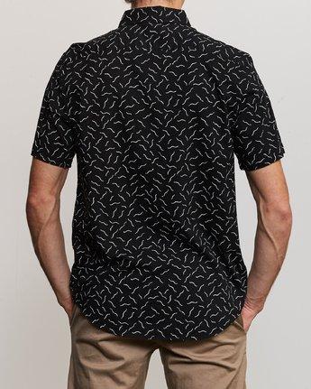 4 ANP Pack Button-Up Shirt Black M561URPP RVCA